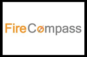 Fire compass