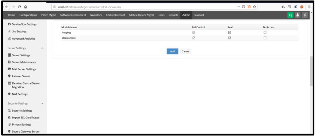 ManageEngine DesktopCentral